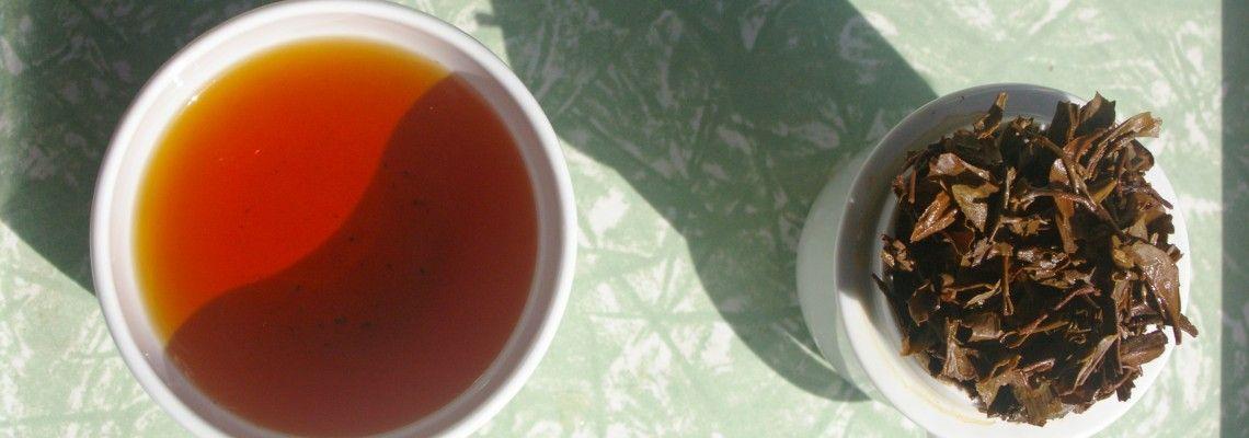 Darjeeling Jungapana Muscatel Wonder Tea Dj-139